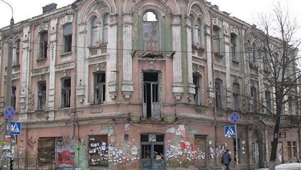 Историческое здание на Подоле