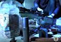 У бывшего военного изъяли пистолеты, автомат и пулемет под Одессой. Видео