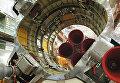 Сборка ракеты-носителя типа Союз-2. Архивное фото