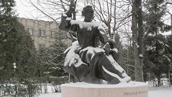 Памятник Михаилу Вербицкому