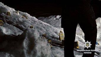 Стали известны подробности расстрела мужчин у ресторана в Харькове