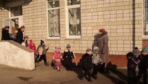 Детсад во Львове
