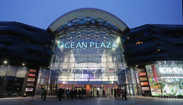 ГСЧС проверила ТРЦ Ocean Plaza в Киеве