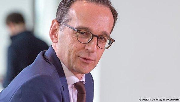 Министр юстиции ФРГ Хайко Маас