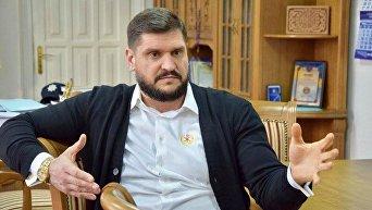 Глава Николаевской область Алексей Савченко