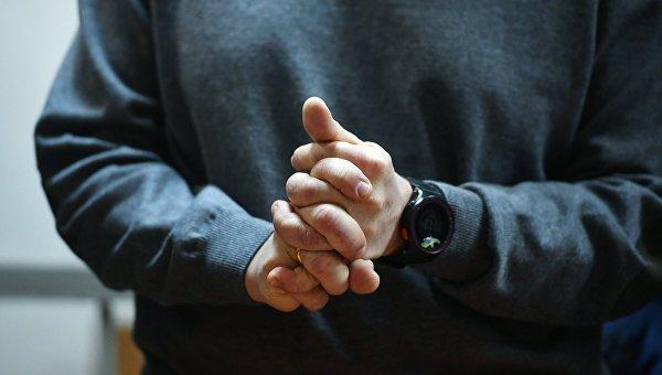 Пальцы. Архивное фото