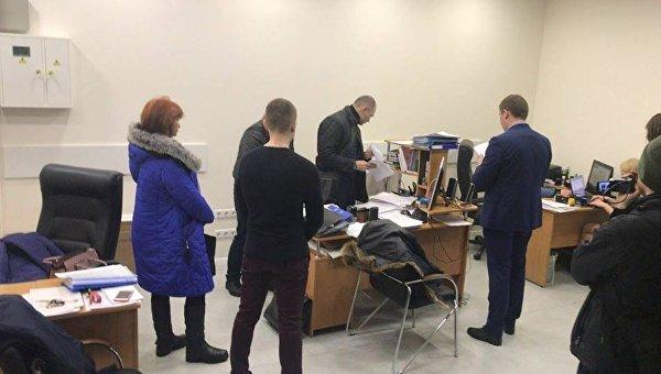 Задержание на группы преступников ГП Радиопередающий центр в Броварах