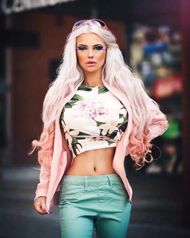 Чешская Барби