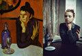 «Любительница абсента», Пабло Пикассо