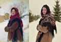 «Крестьянская девушка», Федот Сычков