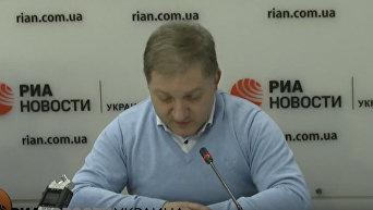 Волошин: Запад и РФ, скорее всего, договорятся по украинскому вопросу