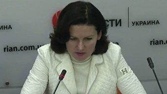 Елена Дьяченко комментирует процесс создания Антикоррупционного суда в Украине