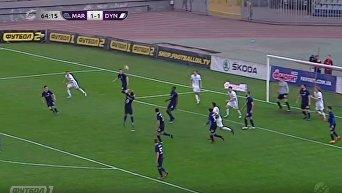 Мариуполь vs Динамо. Все голы и лучшие моменты матча