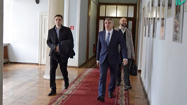 Мэр Николаева Александр Сенкевич восстановился в должности через суд