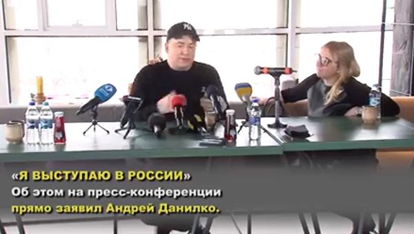 Верка Сердючка выступает в Российской Федерации взакрытом режиме