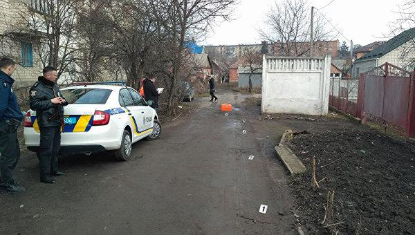 На месте ЧП в Винницкой области
