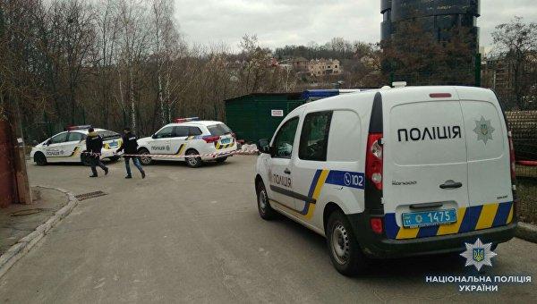 Вцентре Киева стреляли иизбили иностранца