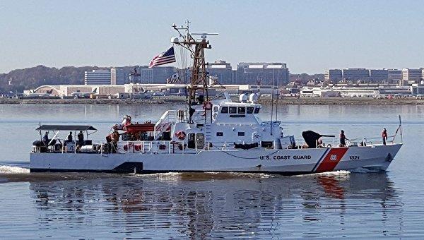 Катер Island, которые будет поставлен ВМС Украины из США
