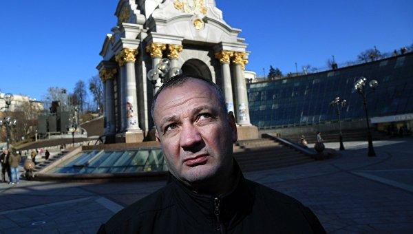 Иван Бубенчик, признавшийся в убийстве двух командиров Беркута во время столкновений в феврале 2014 года