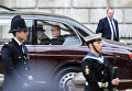 Королева Соединенного Королевства Елизавета II и ее супруг герцог Эдинбургский Филипп. Архивное фото
