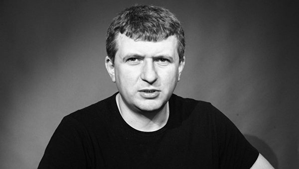 Политический эксперт Юрий Романенко
