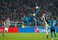 Криштиану Роналду в матче 1/4 финала ЛЧ против Ювентус - Реал