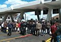 Власть Албании запустила первую платную дорогу, но албанцы сделали ее бесплатно
