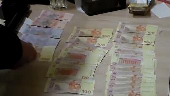 В Киеве накрыли бордель: оперативные кадры. Видео