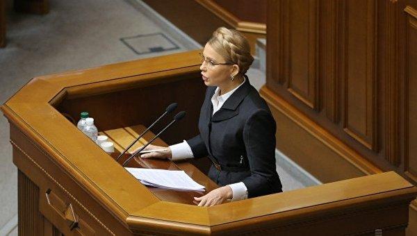 НАБУ проверяет информацию о финансовом снабжении Каддафи предвыборной кампании Тимошенко