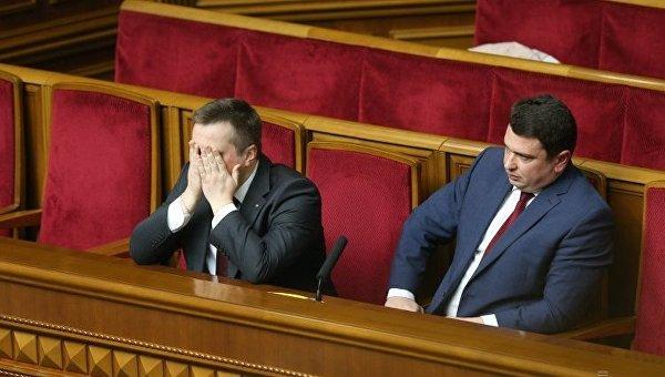Назар Холодницький та Артем Ситник