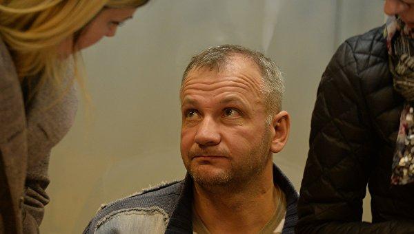 Генпрокуратура  отозвала ходатайство обаресте Бубенчика