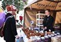 Пасхальная выставка-ярмарка в Ивано-Франковске