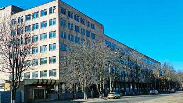 Здание ГП НПК Фотоприбор. Архивное фото
