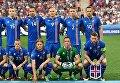 Сборная Исландии по футболу