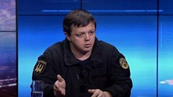 Семен Семенченко о деле Ивана Бубенчика. Видео