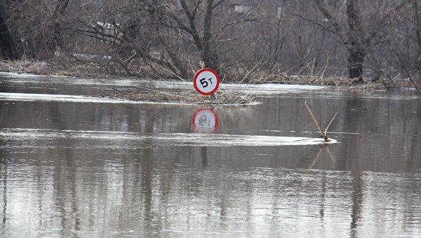 Паводок в Луганской области