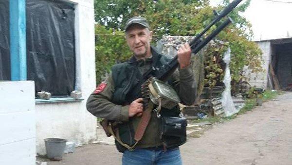 Умер известный одесский волонтер Виктор Погодин