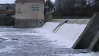 Прорыв плотины на Первомайской ГЭС