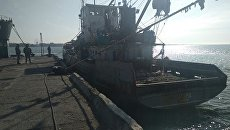 Крымское судно Норд