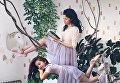 Американская учительница превратила детство своих детей в сказочные приключения