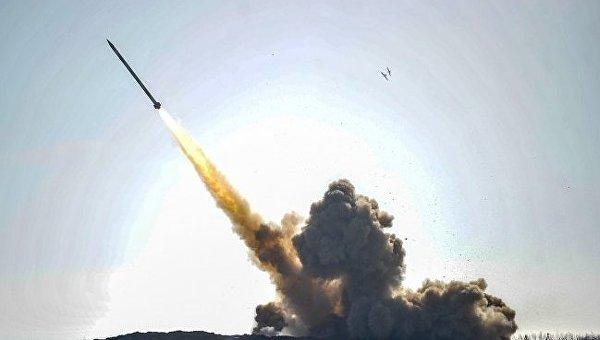 Государственные испытания ракетного комплекса Ольха