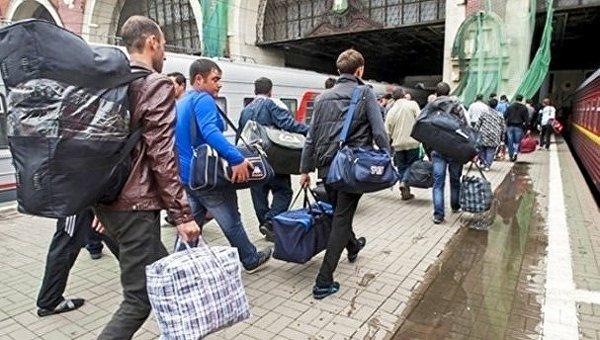 Украинские заробитчане в Чехии