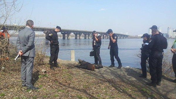 Найденный труп женщины вДнепре непринадлежит пропавшей студентке НМУ Богомольца