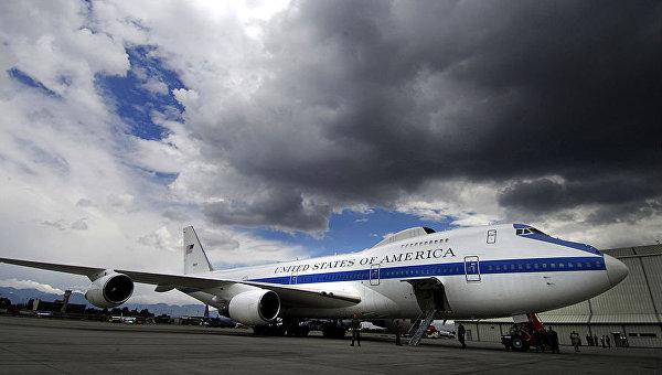 Самолет «Судного дня» взлетел вСША