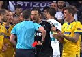 Джанлуиджи Буффон в матче против Реала