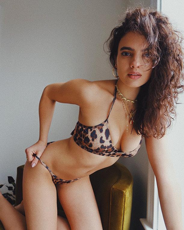 29-летняя американка Нина Даниэль - самая сексуальная девушка 2018 года по версии Playboy