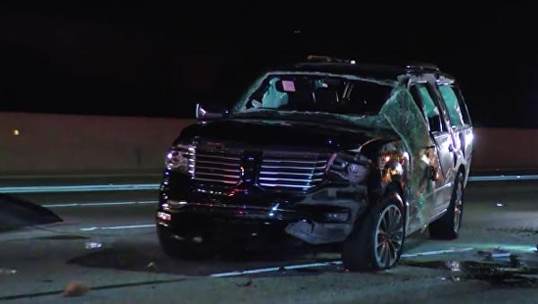Актер Уилл Феррелл попал в серьезную аварию в США