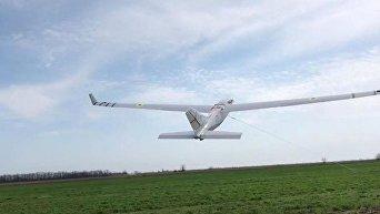 На границе с Крымом появились патрульные дроны