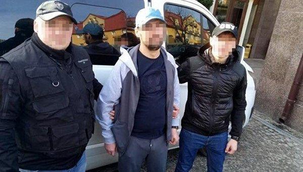 Из Украины выдворили грузинского вора в законе