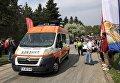 Авария во время ралли в Болгарии